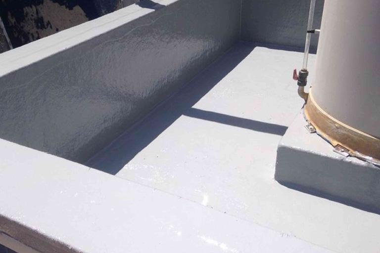 Impermeabilización de cubetos y reparaciones con Poliester y PRFV